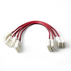 Lanksti jungtis 5050  LED juostelės
