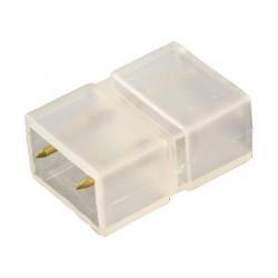 Dviguba kontaktų jungtis 9*11 mm,  3528 LED juostelei