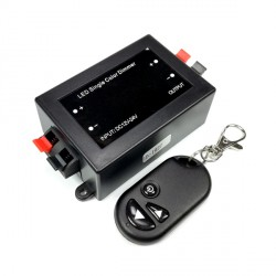 Dimeris, 100*56*34 mm, LED juostoms su distanciniu pultu 8 A,  96 W