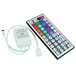 Distancinis pultelis LED juostelės - 44 mygtukų, 144 W