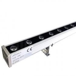 18 W  /  220 V   LED sieninis, 998*43*50 mm, Šilta balta šviesa, 1 m, IP65, EPISTAR