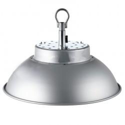 55 W LED pramoninis šviestuvas aukštoms patalpoms, Ø335 mm – H 262 mm, 5700 K, OSRAM jungtis