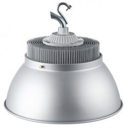 100 W LED pramoninis šviestuvas aukštoms patalpoms, Ø402 mm – H 349 mm, 5700 K, OSRAM jungtis