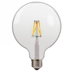 LED lemputė, Ø125*165 mm, G125, 6.5 W, 810 LM, E27, 175-265 V, Neutrali balta šviesa