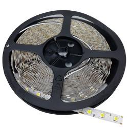 LED juostelė 24V 5050 60 SMD / m, 5000*10*2 mm, Šilta balta šviesa, Neatspari drėgmei, Profesionaliam naudojimui