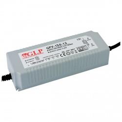 150W, LED maitinimo šaltinis, GPV-150-12, 12V, 810A, 203*70*45 mm, IP67, GLP atsparus drėgmei