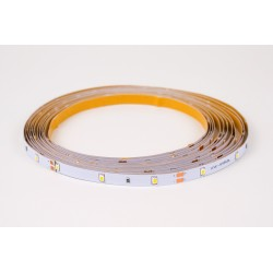 LED juosta RFX816X, 3W/m, 30 SMD / m, 12V, Neatspari drėgmei, Šilta balta šviesa (3000K)