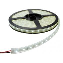 LED juosta RFX816WA, 3W/m, 30 SMD / m, 12V, Atspari drėgmei, Balta šviesa (6000K)