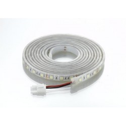 LED juosta RFX816X-A, 3W/m, 30 SMD / m, 12V, Atspari drėgmei, Šilta balta šviesa (3000K)