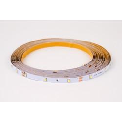 2835, LED juosta RFX815X, 8W/m, 30 SMD / m, 12V, Neatspari drėgmei, Šilta balta šviesa (3000K)