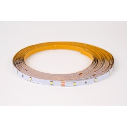 2835, LED juosta, RFX815H, 8W/m, 30 SMD / m, 12V, Neatspari drėgmei, Neutrali balta šviesa (4000K)