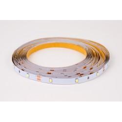 2835, LED juosta, RFX815W, 8W / m, 30 SMD / m, 12V, Neatspari drėgmei, Balta šviesa (6000K)