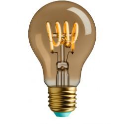 4W LED lemputė, E27, 230V, 2000K,  Whirly Wanda