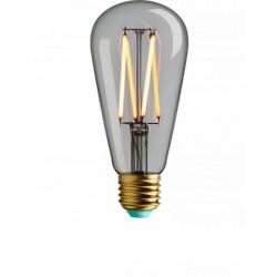 4.5W LED lemputė, E27  ST64, 230V, 2700K, WILLIS