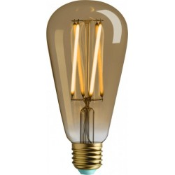 4.5W LED lemputė, E27  ST64, 230V, 2000K, WILLIS
