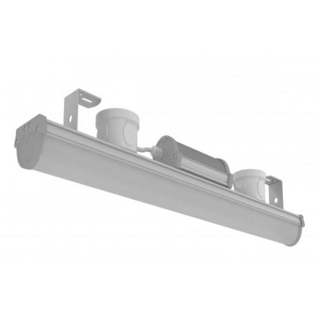 LED pramoninis šviestuvas ITW SYSTEMS, 571x82x111mm, 22/36/51W, 3000/5000/7000lm, 4000/5000/6500K, IP65